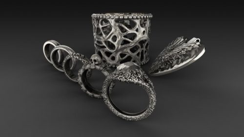 Jewelery Design in ZBrush 2018 – Complete Jewelery Course