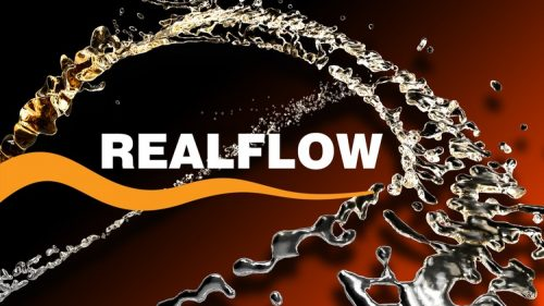 Learn Realflow dynamic simulation effect for beginners today