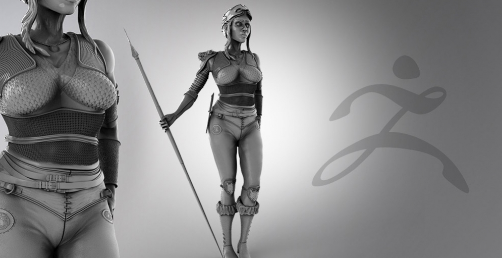 Module 1: ZBrush Character Creation Course