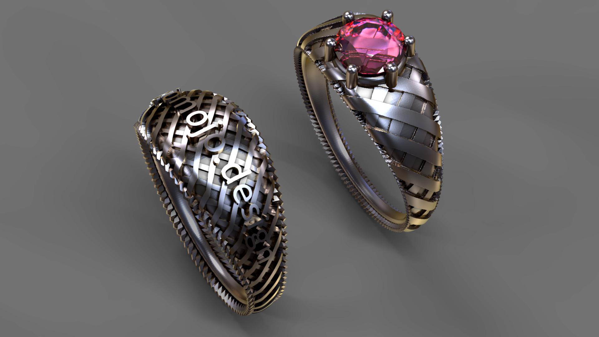 ZBrush jewellery