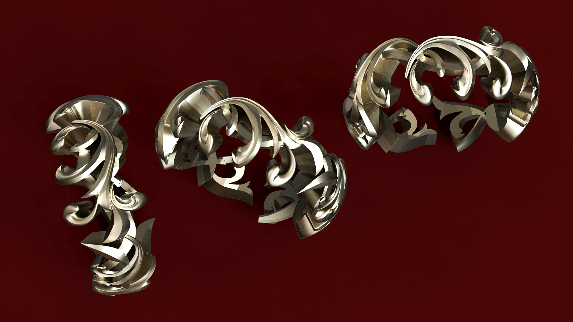 Creating Jewelry with ZBrush