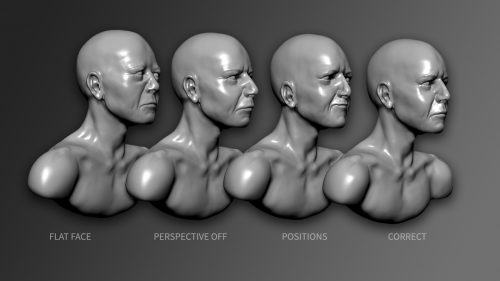 Common Mistakes – ZBrush Anatomy and Character Creation Course