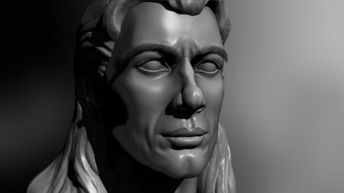 Why its good to try a likeness sculpt – ZBrush Anatomy and Character Creation Course